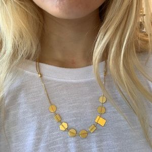 Madewell Gold Necklace
